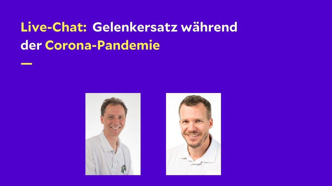 Download Gelenkersatz während der Corona-Pandmie: Experteninterview | Helios Gesundheit