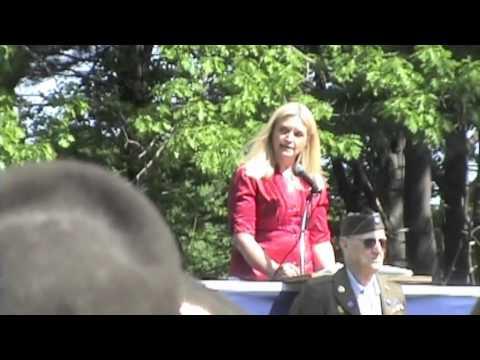 Mrs Graziano's Memorial Day Speech 2012