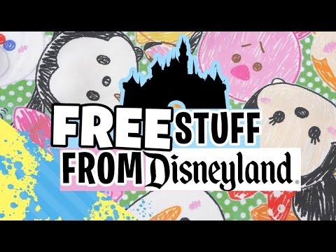 FREE Stuff from Disneyland Haul (Tokyo Disney, Shanghai Disney, and Hong Kong Disneyland)