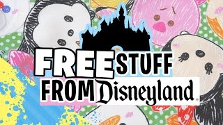 FREE Stuff from Disneyland Haul (Tokyo Disney, Shanghai Disney, and Hong Kong Disneyland)