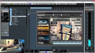 Native Instruments Komplete 9 Piano Libraries - Test