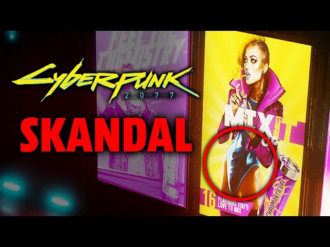 Attention, Whore! Pseudo-Skandale in Cyberpunk 2077 & The Last of Us 2