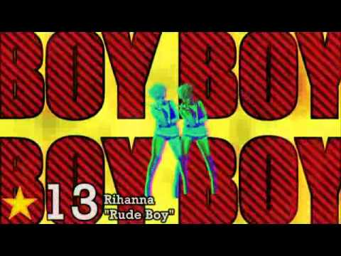 UK Official Chart - Top 40 Songs of 2010