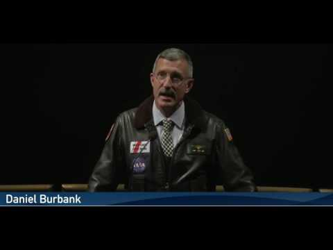 Flight Jacket Night with Astronaut Daniel Burbank