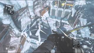 Call of Duty®: AW Glitches Out Of The Map/Sky Barrier on Fracture