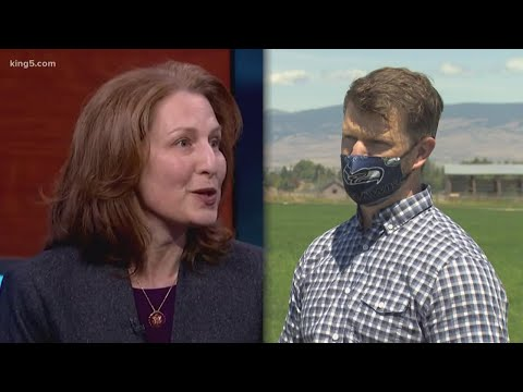 Kim Schrier, Jesse Jensen Battle For 8th Congressional District In August Primary Election In Wash.