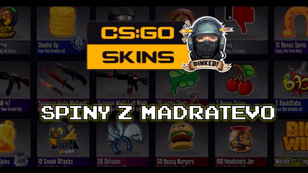 csgo spin king