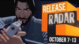 John Wick Hex, Concrete Genie & Gemini Man   Release Radar October 7-13