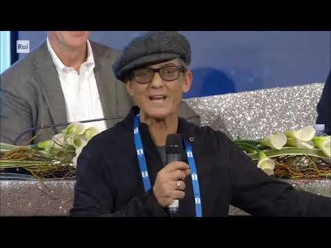 Sanremo 2020 - 'L'incursione a sorpresa di Fiorello durante la conferenza stampa'