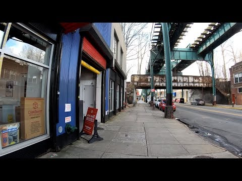 ⁴ᴷ⁶⁰ Walking NYC : Richmond Hill, Queens (Forest Park Gate, 111th St, Jamaica Ave) [VIDEO IMPERFECT]