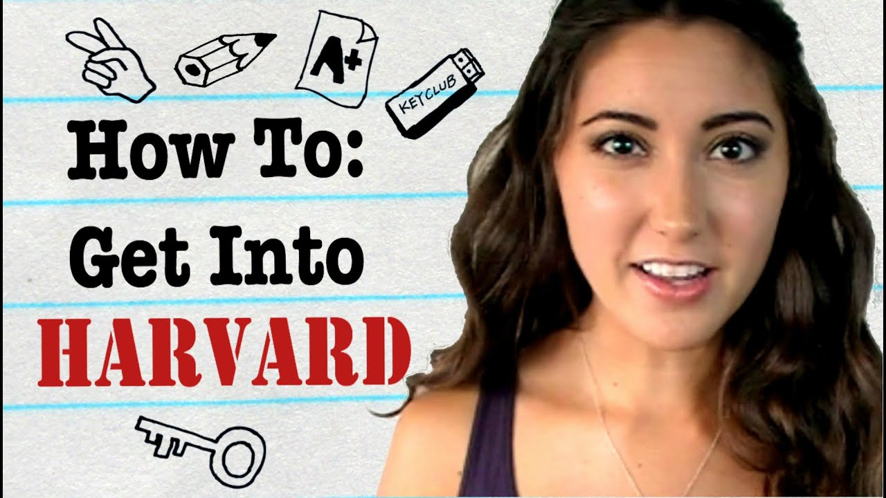 how to get into harvard
