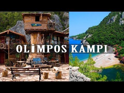 Olimpos Kampı (Kadir'in Ağaç Evleri)