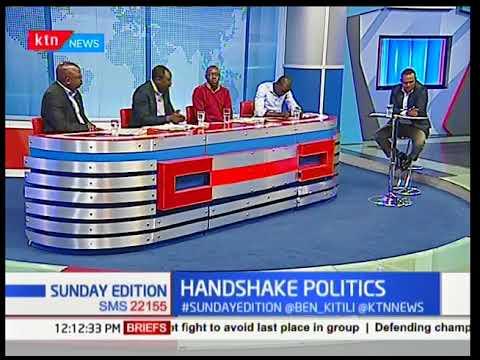 Raila Odinga breaks silence on handshake deal with president Kenyatta