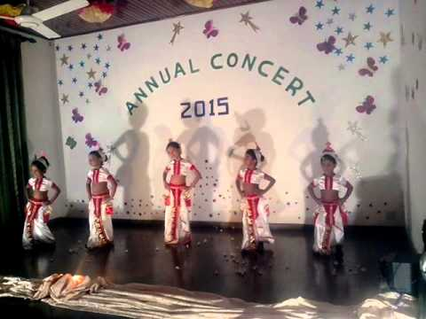 Pooja Dance(the learning tree pre school)