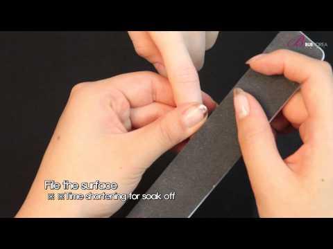 BUBWORLD AI METALLIC GEL NAIL ART / bubkorea / 부브코리아 ver.usa