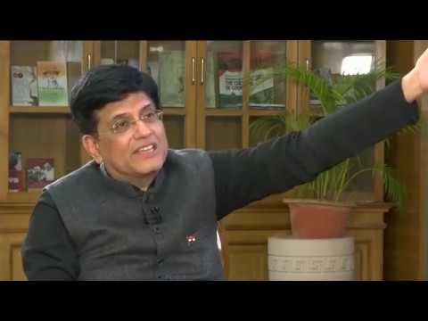FM Piyush Goyal's Post-Budget Interview with ANI