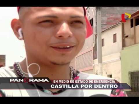 Callao: Castilla por dentro en medio del estado de emergencia (1/2)