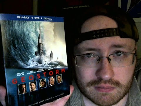 Geostorm (2017) Movie Review