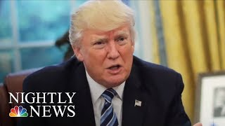 Playboy Playmate Karen McDougal Files Lawsuit Against President Donald Trump | NBC Nightly News