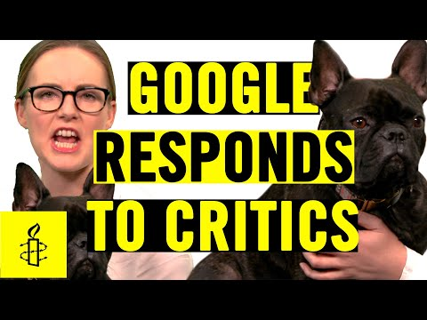 Google responds to critics!