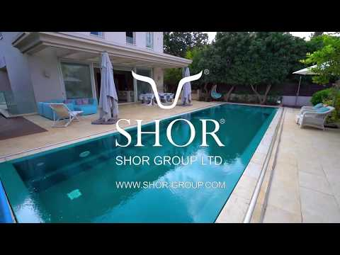 Shor Group International Real Estate - Luxury Home In Ra'anana Israel