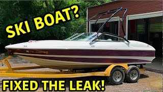 Rebuilding A Super Cheap Wrecked Boat Part 3