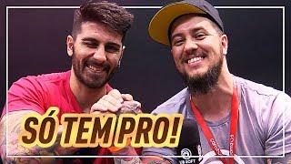 REUNIMOS OS PRO PLAYERS DE RAINBOW SIX