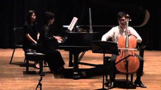 Shall We Gather At the River - Cello and Piano Duo