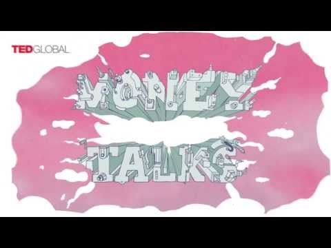 Video: Opening titles for Money Talks, Session 4 of TEDGlobal 2013
