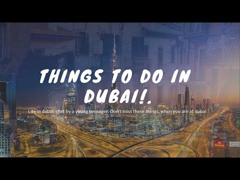 DUBAI - CITY OF DREAMS