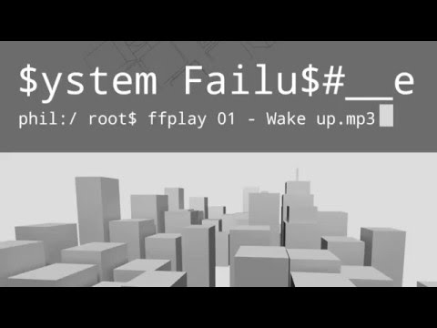 [Trip-Hop / Industrial] $ystem Failu$#__e - Full Album