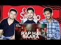 Indian Reacts To RAP HAI SAARA By Lyari Underground   Young Desi  Coke Studio Season 11 Ep 1