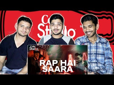 Indian Reacts To RAP HAI SAARA By Lyari Underground & Young Desi, Coke Studio Season 11 Ep.1