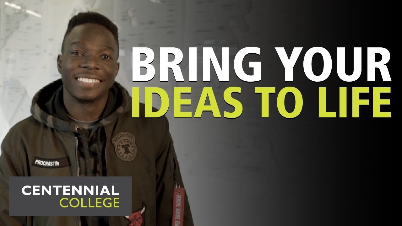 Centennial College In Canada Courses