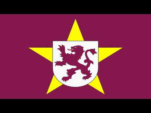 Bandera Secesionista del Regionalismo Leonés - Secessionist Flags of The Leonese Regionalism