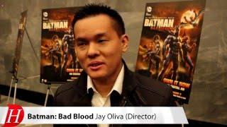 Director Jay Oliva Talks BATMAN: BAD BLOOD