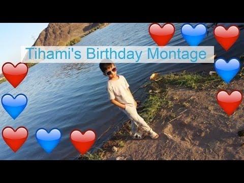 6th Birthday Montage of My Son | Happy Birthday 💙Tihami💙 | Naush Vlogs | Urdu Hindi Vlogs