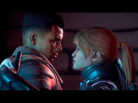 Mass Effect Andromeda Full Reyes Romance With Sara (SPOILERS)