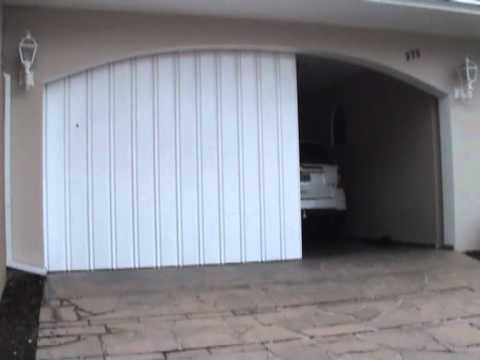 Porta de garagem palleflex jd americas fone 41 3604 4470 youtube - Puertas tipo fuelle ...