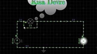 Kısa Devre Animasyon(Short Circuit)