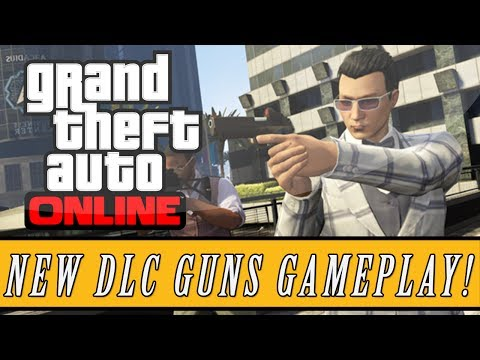 "GTA 5: Online | ""Business Update DLC"" Weapons - Special Carbine & Heavy Pistol Gameplay! (GTA 5 DLC)"