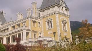 Массандровский дворец(Прогулка к Массандровскому дворцу в октябре 2013 года., 2014-02-18T12:52:46.000Z)