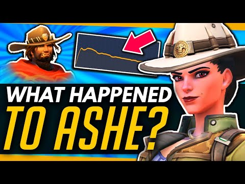 Overwatch | What's Happening With ASHE? + McCree Too! thumbnail