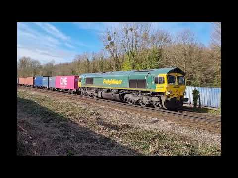An Hour At Shawford 09/04/2021