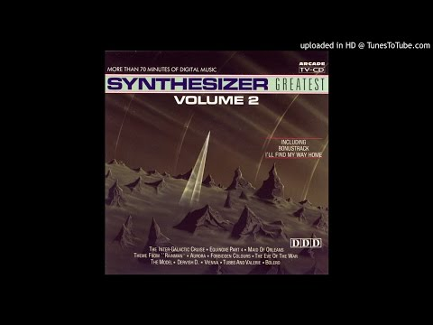 Synthesizer Greatest Vol. 2 - The Inter-Galactic Cruise (Radio Mix)