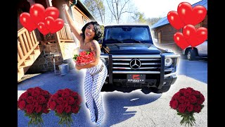 Surprising Dearra With The BEST Valentines Day GIFT *EMOTIONAL*