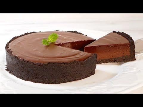 チョコ 焼 ケーキ かない