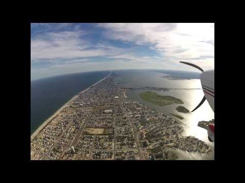 Simsbury and Meriden-Markham airports CT_Jersey Shore and Seaside Heights NJ (September 15, 2013)