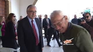 Cumhurbaşkanı Mustafa Akıncı'dan Beyarmudu ve Pile'ye Ziyaret