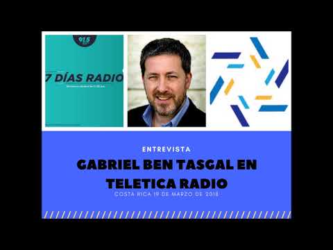 Gabriel Ben Tasgal 7 Días Radio